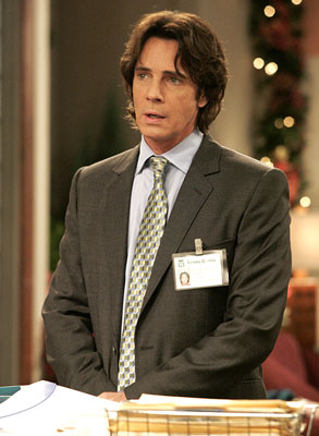 Rick Springfield - General Hospital 2005 - 2007 - pictures - recaps